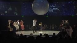 Global Teacher Prize-ის გამარჯვებული