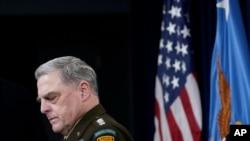 Jenerali Mark Milley (AP Photo/Susan Walsh)