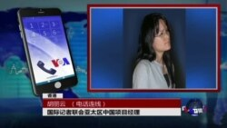 VOA连线: 中国多名记者被捕