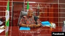 Kwamishinar Lafiya Borno, Juliana Bitrus (Facebook/Gwamnatin Borno - bmb 1 official)