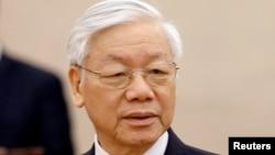 Nếu không đạt được số phiếu tín nhiệm đủ cao để đủ thuyết phục quần thần, Nguyễn Phú Trọng đã không thể 'rửa mặt' trọn vẹn cho scandal Hội nghị trung ương 10 vào đầu năm 2015.
