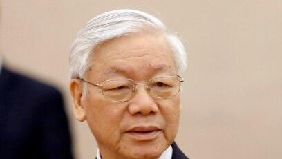 Ông Nguyễn Phú Trọng đã làm tổng bí thư hai nhiệm kỳ