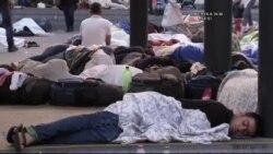 Avrupa'da Mülteci Krizi Derinleşiyor