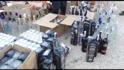 پولیس یک کارخانه تولید مشروبات الکولی را در بلخ مصادره کرد.