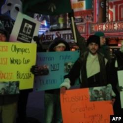 Кавказская диаспора в США солидарна с национальными меньшинствами в России