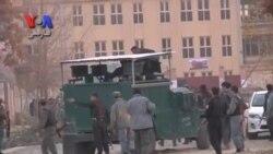 حمله طالبان به یک مهمانخانه خارجی در کابل