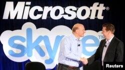 Microsoft anuncia una muestra de traductor Simultáneo de Skype.
