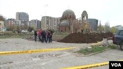 Potraga za masovnim grobnicama u Prištini