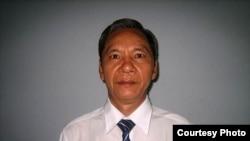 Pastor Nguyen Manh Hung dari Gereja Binh Tan Mennonite, Vietnam mengungkapkan pernyataan bersama para pemuka agama di Vietnam terkait isu-isu HAM dalam skala luas di negaranya (Foto: dok).