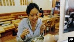 卡塔尔半岛电视台北京记者站英文新闻记者陈嘉韵