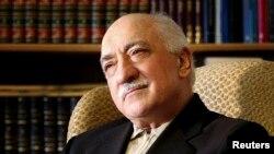 Ulama moderat Fethullah Gulen di rumahnya di Saylorsburg, Pennsylvania. (Foto: Dok)