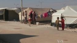 Jordan's Syrian Refugees Await Assad's Fall