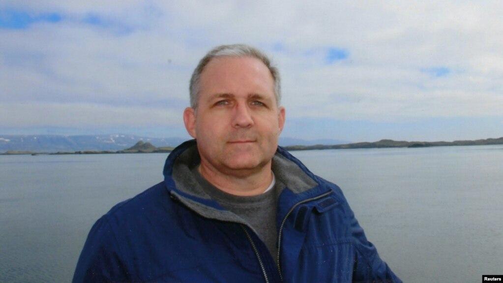 Paul Whelan, cựu lính thủy quân lục chiến Mỹ, bị cơ quan an ninh Nga bắt giữ hôm 28/12. Ông biến mất khi đang tham dự một đám cưới ở Moscow, Nga.