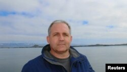Гражданин США Пол Уилан, задержанный властями России по подозрению в шпионаже.