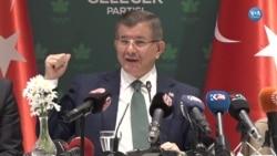 Davutoğlu'ndan Cumhur İttifakı'na Eleştiri