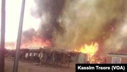 Macina sigida mokow ye Tawili Office du Niger ka Barake Yorow la
