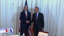 Mỹ, Nga họp bàn kế hoạch kết thúc chiến sự ở Syria