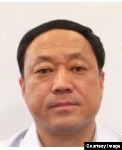 王兰东,前中国外交官、在逃强迫劳工案被告(纽约联邦东区检察官办公室提供)