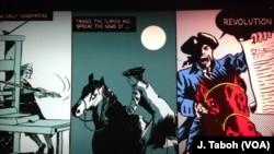 Nova izložba u Njuzeumu kroz strip priča priču o Deklaraciji nezavisnosti