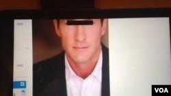 """Foto """"seorang pria"""" yang mengaku anggota militer AS """"Soldierheart09"""", yang menipu Lilo Schuster. (Photo/Lilo Schuster)"""