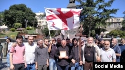 """""""Tbilisi Pride"""" The contravention was organized by the Georgian Patriarchate"""