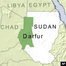 له میانهی خۆپـیشـاندانێـکدا له دارفوری سودان شهڕه تهقه ڕوودهدات