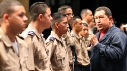 هوگو چاوز دليل تنش های جاری ونزوئلا را با کلمبيا تشريح کرد
