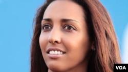 Janira Hopffer Almada, presidente do PAICV (Cabo Verde)