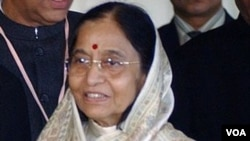 Presiden India Pratibha Patil mengatakan, fundamental ekonomi India masih tetap kokoh.