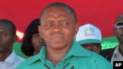 General Abilio Kamalata Numa,
