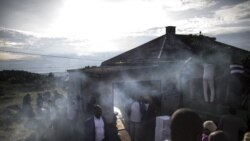 Des centaines de personnes ont fui les villages d'une région francophone