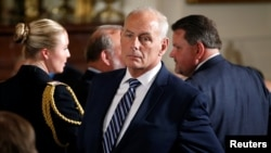 Глава администрации Белого дома Джон Келли