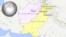 巴基斯坦和阿富汗地理图