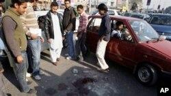محمکۀ دیپلومات امریکایی در پاکستان
