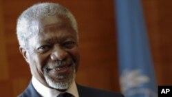 Đặc sứ quốc tế Kofi Annan