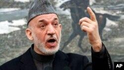 Presiden Afghanistan Hamid Karzai diperkirakan akan meminta bantuan India untuk memperkuat lembaga-lembaga militer dan keamanannya (foto: dok).