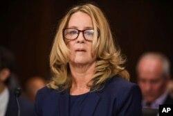 Kavanaugh'u lise yıllarında kendine tecavüz etmeye çalışmakla suçlayan Prof. Christine Blasey Ford