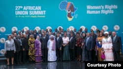 Rwanda AU Summit