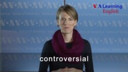 controversial (adjective)
