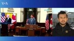 Переговоры Трюдо и Байдена: о чем договорились?