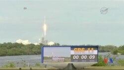 2017-06-04 美國之音視頻新聞:太空探索公司再度發射使用飛龍號太空船 (粵語)