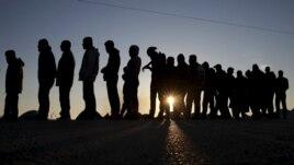 Gjendje e vështirë për refugjatët në Greqi