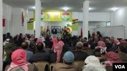 PDKS Office in Kobane