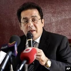L'opposant égyptien Ayman Nour