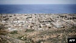 利比亞東部城市德爾納
