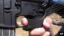 白宮建議禁止可增加槍支發射速度的裝置