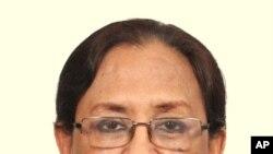 মিসেস আরিফা রহমান অধ্যাপক আধুনিক ভাষা ইনস্টিটিউট, ঢাকা বিশ্ববিদ্যালয়