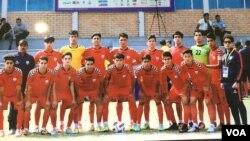 تیم فوتبال هفده سال افغانستان