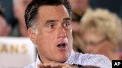 Митт Ромни выступил в Цинциннати