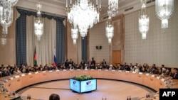 Taleban heyeti ve Afgan muhalefetinden isimler son olarak Moskova'da biraraya geldiler